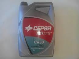 Cepsa lubricantes 0W30